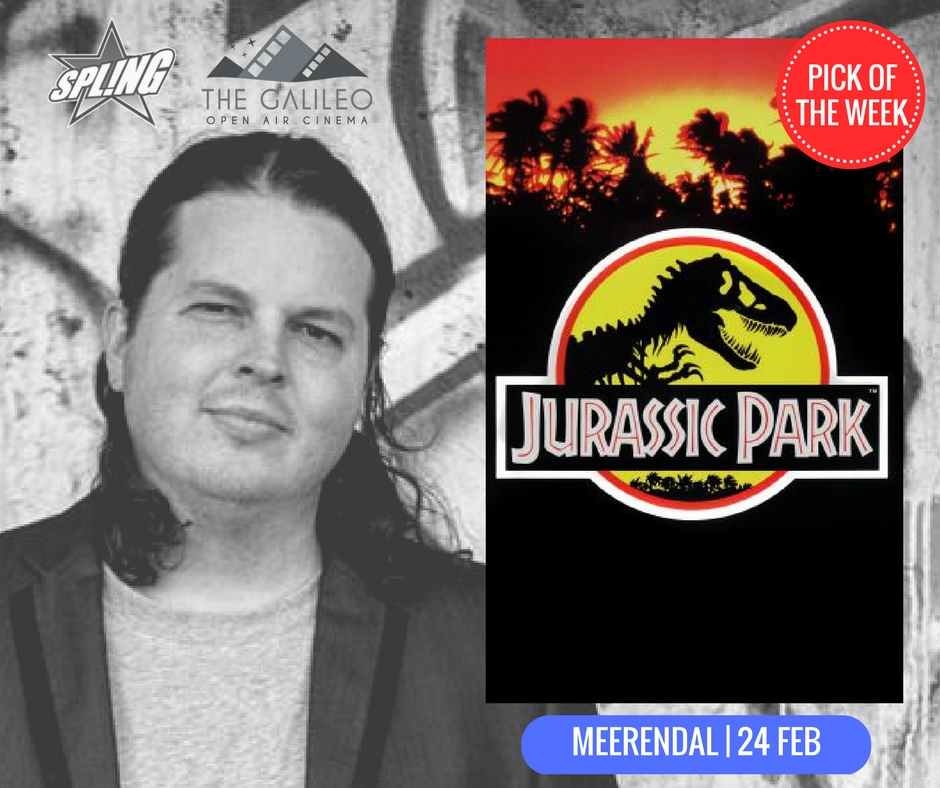Spling's Pick of the Week - Jurassic Park at Meerendal